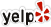 Yelp Logo, small