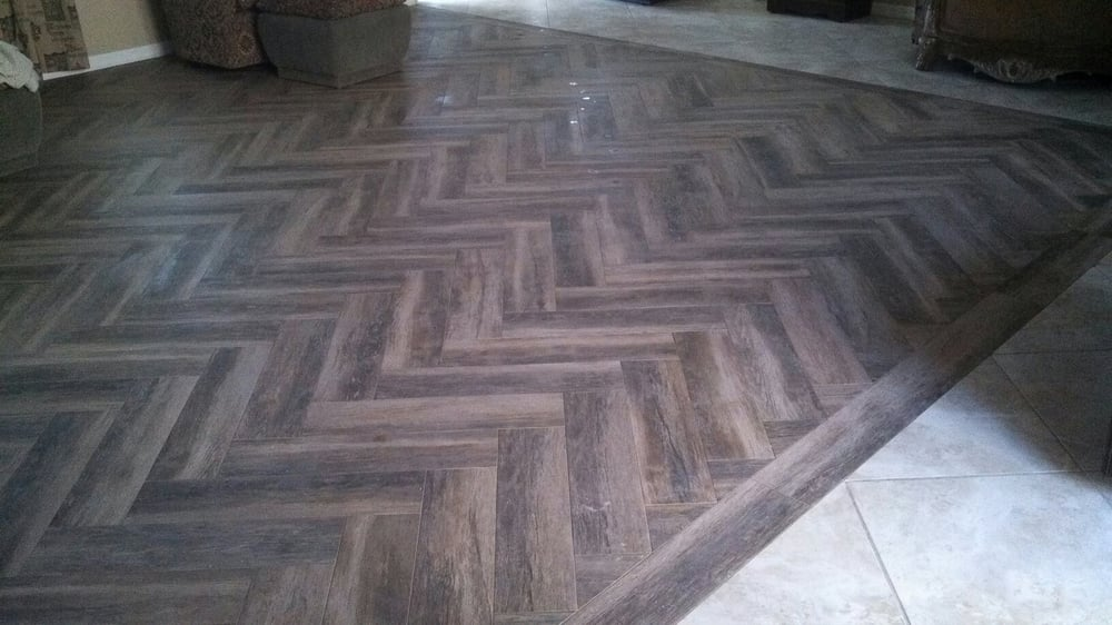 Marciano 6 X 36 Porcelain Tile Wood Plank Design