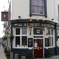 Albert Arms, London