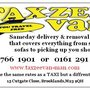 taxzee van you travel free