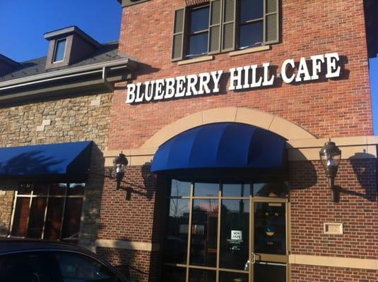 Blueberry Hill Breakfast Cafe 97 Photos Breakfast Brunch Oak Broo
