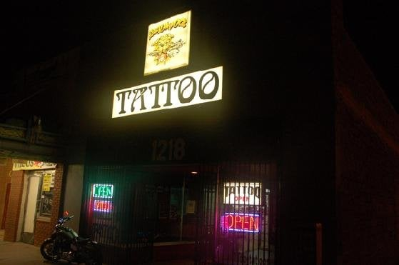 Mad dog tattoo tattoo bakersfield ca reviews for Inkfatuation tattoo shop bakersfield