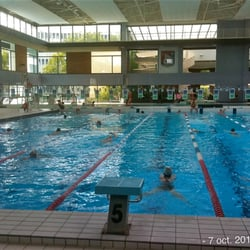 Piscine boulogne billancourt boulogne billancourt hauts for Piscine guy bey