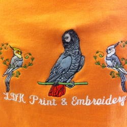Ldk Print & Embroidery, Nottingham, Derbyshire