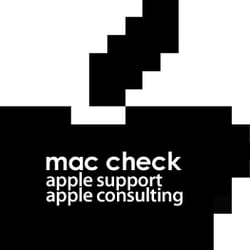 mac check. apple support, apple consulting