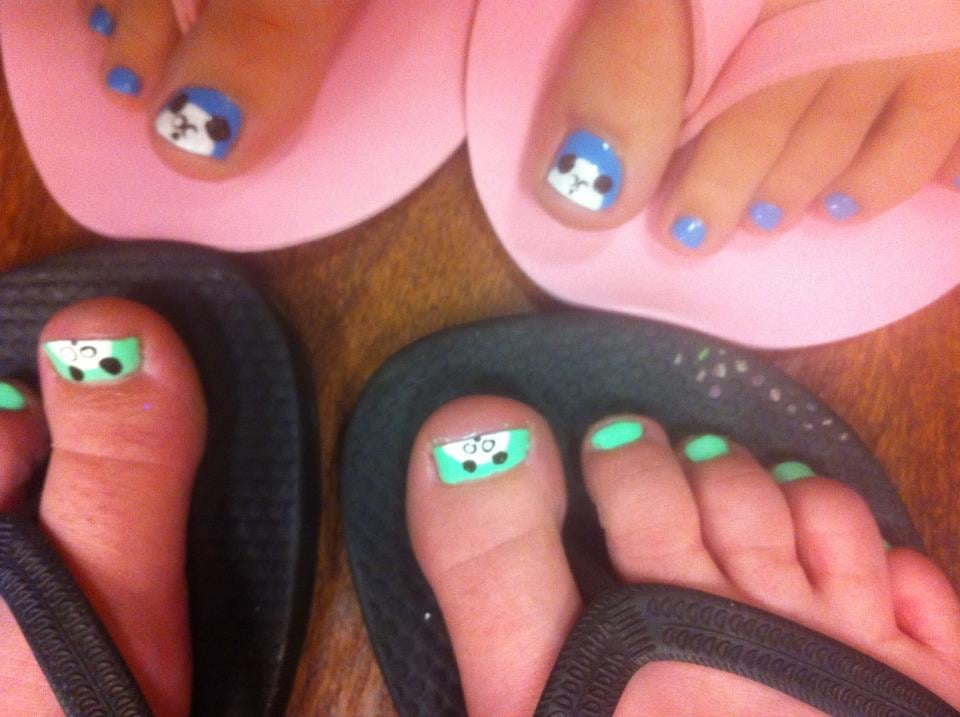 Kids Pedicures with Free Designs Yelp
