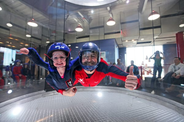 iFLY Dallas is a 14 foot recirculating wind tunnel located in Frisco, Texas. The tunnel is located in the Stonebriar Centre, right next to the Stonebriar Mall. This location was the second iFLY World location constructed in Texas/5(3).