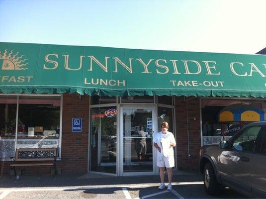 Sunnyside Cafe Catering Co Ashland Ma