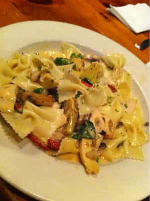 Spicy Romano chicken Pasta!! | Yelp