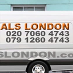 Removals London, London