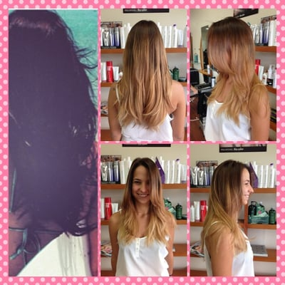 Color Correction Ombr And Style By Jessy R  Yelp