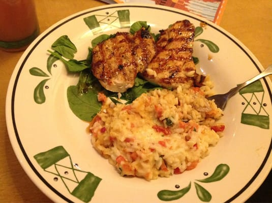 Grilled Chicken Toscano Yelp