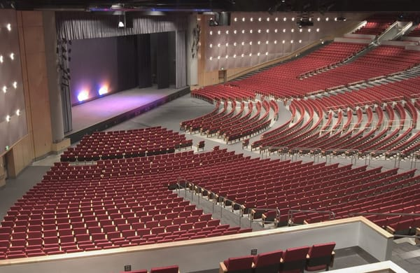 bellco theatre - performing arts - denver  co
