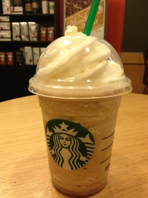 how to make a starbucks frappuccino vanilla