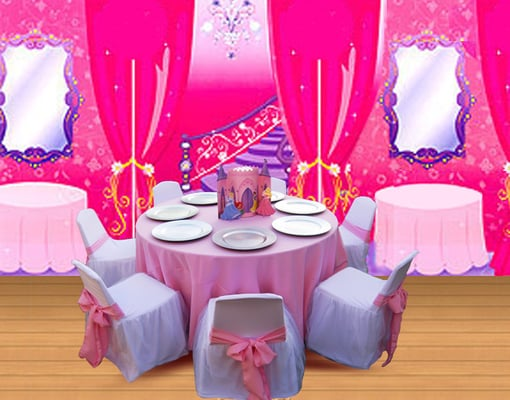 Birthday Party Table Set Up Decoration Ideas Centerpieces Supplies