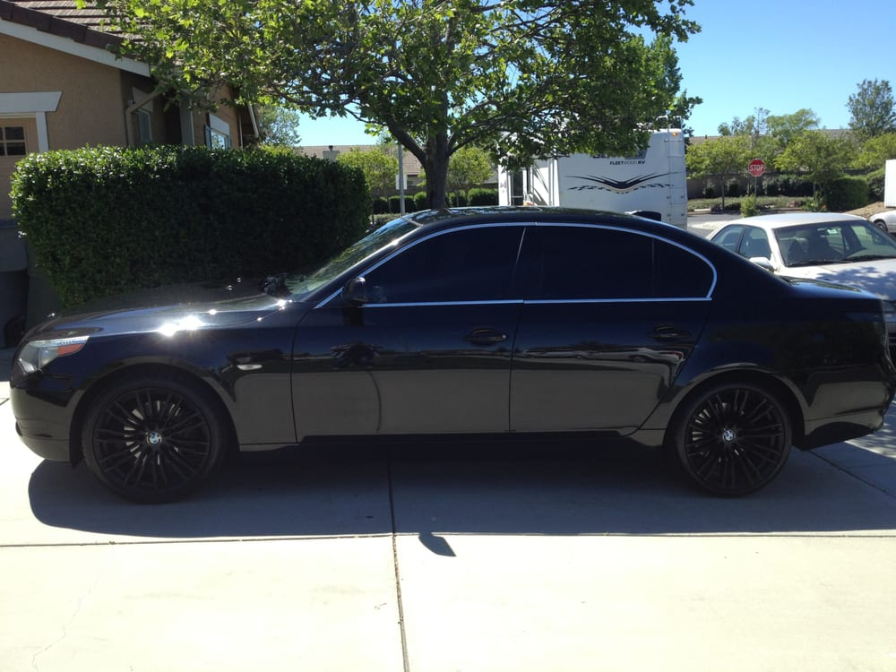Windshield Replacement Near Me >> Tinted the front ones limo tint as well... Tint Masters ...