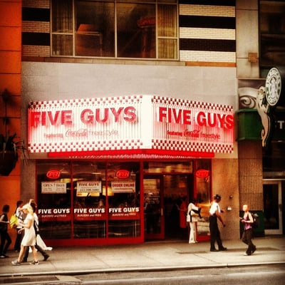 west york guys 167 reviews of five guys this is burger heaven for real just thinking of this place makes my mouth water they have the best burgers and fresh cut french fries.