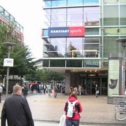 Karstadt sports, Hamburg