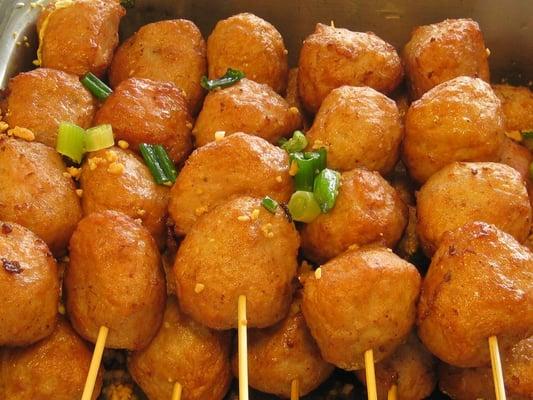 ... fried meatballs fried meatballs meatballs with cilantro 1 fried