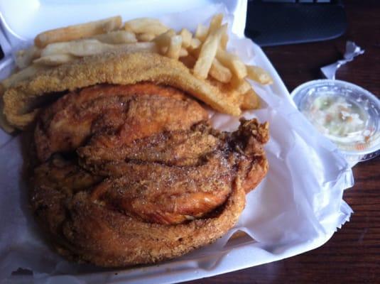 Hip hop fish chicken southern glen burnie md for Hip hop fish chicken menu