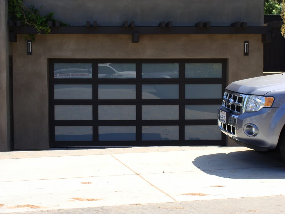 Glass garage doors yelp - Glass garage doors san diego ...