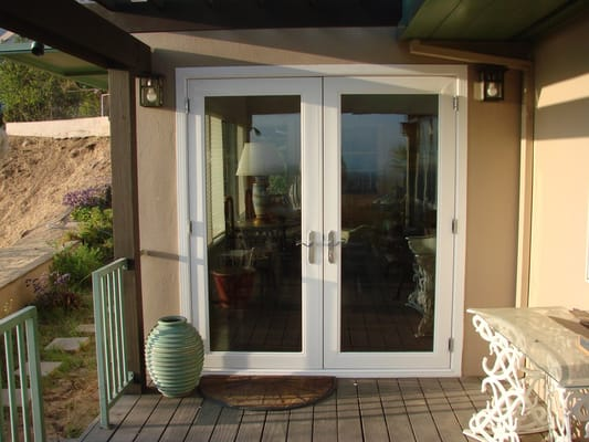 French doors exterior mobile home french doors exterior for Exterior french patio doors