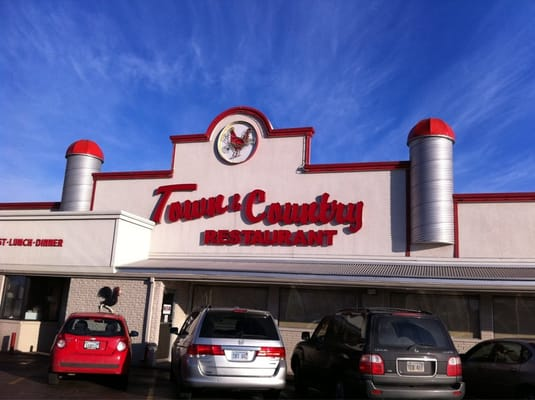 Town And Country Restaurant Wichita Great Food Since 1958
