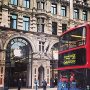 Apple store in Regent Street , By Me