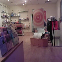 meditation shop called Inner Space