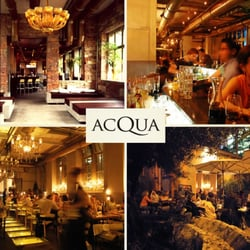 Restaurant Acqua, Basel, Switzerland