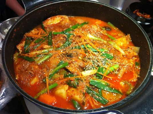 Korean Spicy Chicken Stew Recipes — Dishmaps