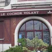 Le Cochon Volant, Bordeaux, France