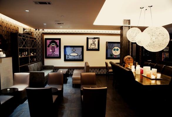 1986 lounge bar: