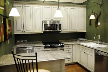 Armstrong cabinet display yelp for Armstrong kitchen cabinets reviews