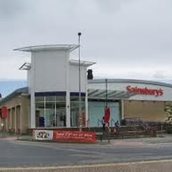 Sainsburys, Darwen, UK
