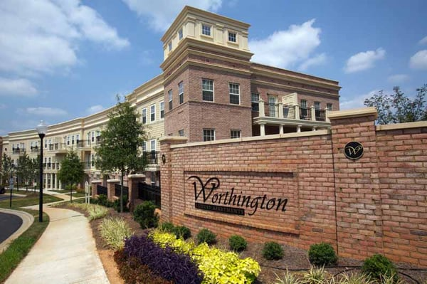 Worthington Luxury Apartments Charlotte Nc