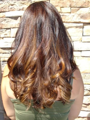Ombre hair color technique yelp of 29 popular hair color - Ombre hair technique ...