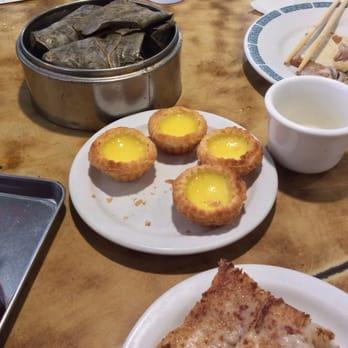 Thun Ta Egg Custard These Are Smaller Tarts But Very