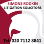 Simons Rodkin Litigation Solicitors
