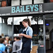 Bailey's Deli, London