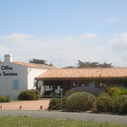 Office de tourisme de noirmoutier barb tre vend e france - Ile de noirmoutier office de tourisme ...