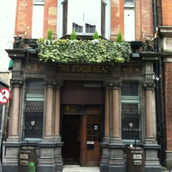 The Stag's Head, Dublin, Ireland