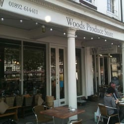 Woods Restaurant, Tunbridge Wells, Kent