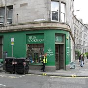 Till's Bookshop, Edinburgh, UK
