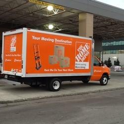 Truck Rental Home Depot Truck Rental
