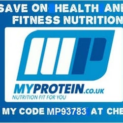 Myprotein Voucher Code, London