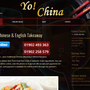 Yo China Chinese Takeaway
