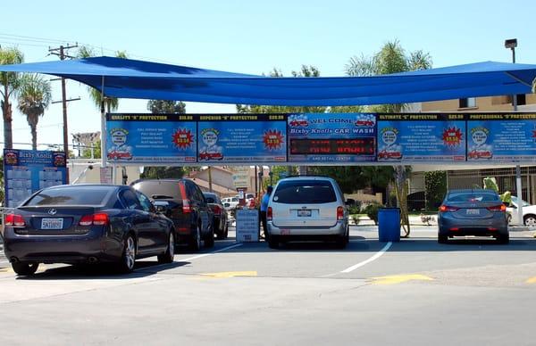 Bixby Knolls Car Wash Long Beach Ca