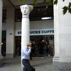 Starbucks Coffee, London