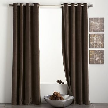 faux suede curtain panels toronto 10 colors 90 inches long toronto 647 219 1714 yelp. Black Bedroom Furniture Sets. Home Design Ideas